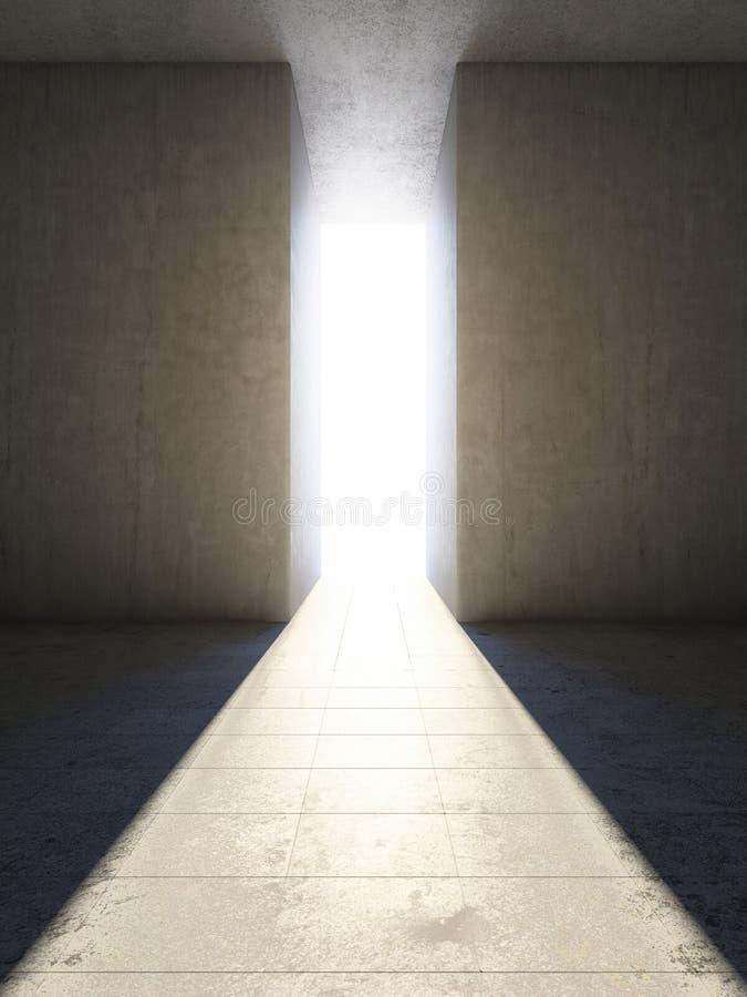 Μετάβαση στο φως απεικόνιση αποθεμάτων