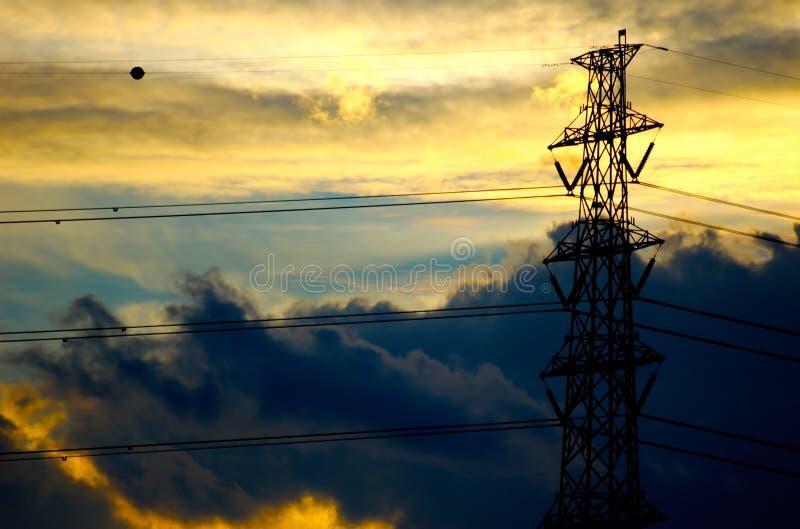 μετάδοση πύργων στοκ εικόνα με δικαίωμα ελεύθερης χρήσης