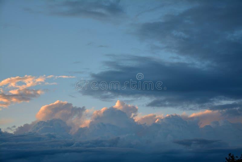 Μετά από τα haas θύελλας που περνούν στοκ φωτογραφία με δικαίωμα ελεύθερης χρήσης