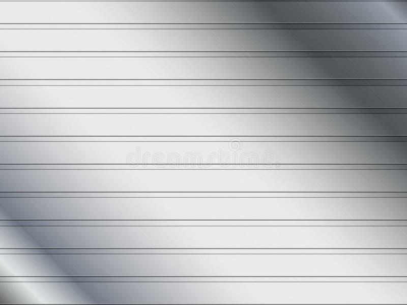 μεταλλικό πιάτο 3 απεικόνιση αποθεμάτων
