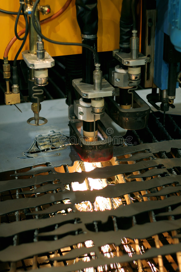 μεταλλουργικός στοκ φωτογραφία με δικαίωμα ελεύθερης χρήσης