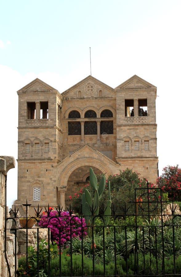 μεταμόρφωση εκκλησιών στοκ φωτογραφία με δικαίωμα ελεύθερης χρήσης