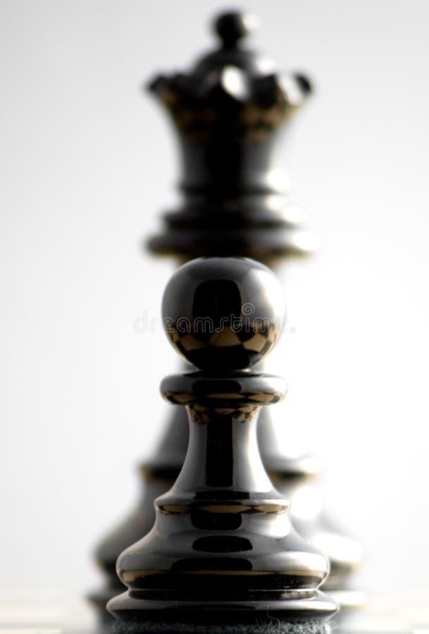 μετασχηματισμός ενέχυρων εστίασης σκακιού στοκ φωτογραφία με δικαίωμα ελεύθερης χρήσης