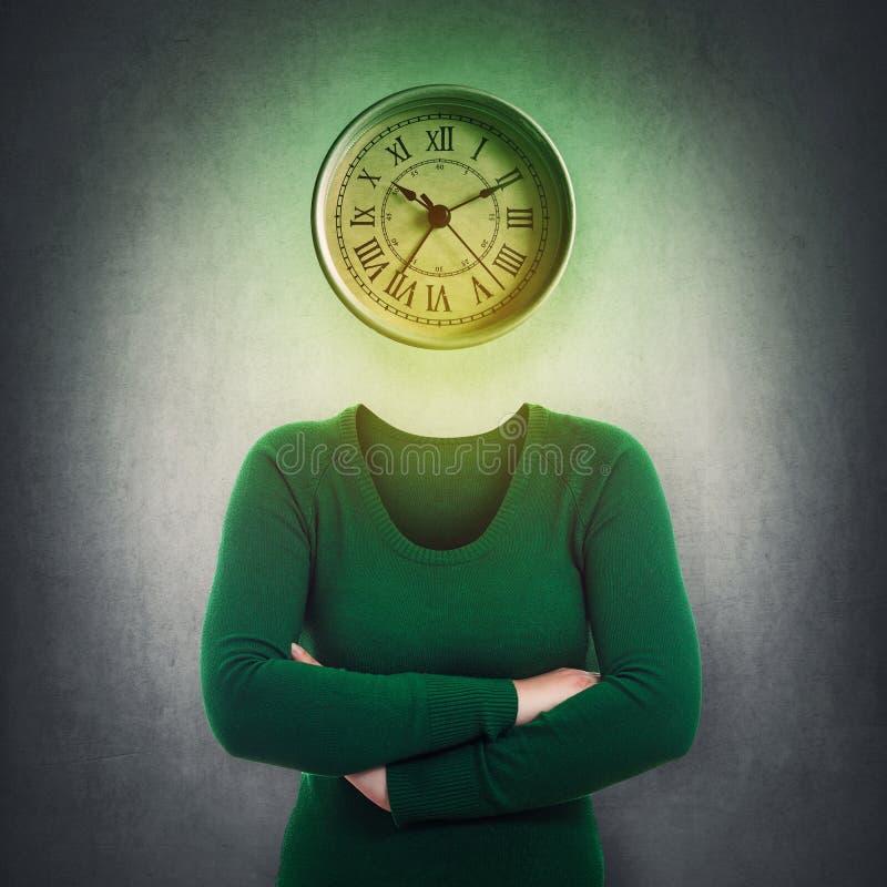 Μεταφορά επιχειρησιακού χρόνου διανυσματική απεικόνιση