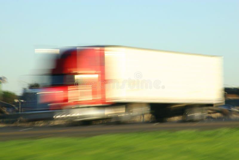 μεταφορά με φορτηγό στοκ φωτογραφία