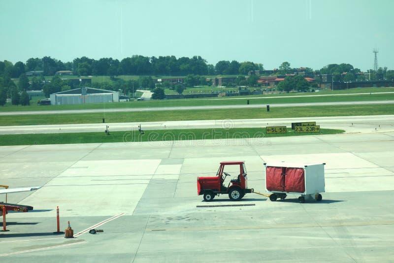 Μεταφορέας αποσκευών στοκ εικόνες