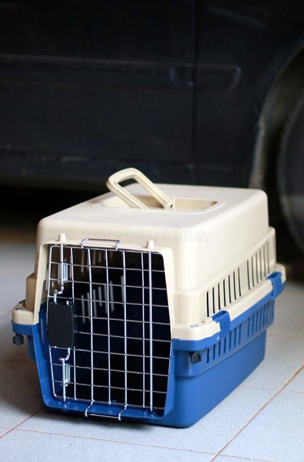 Μεταφορέας της Pet στοκ φωτογραφία με δικαίωμα ελεύθερης χρήσης