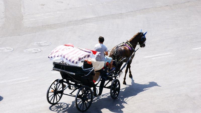 Μεταφορές για τους τουρίστες στοκ φωτογραφία