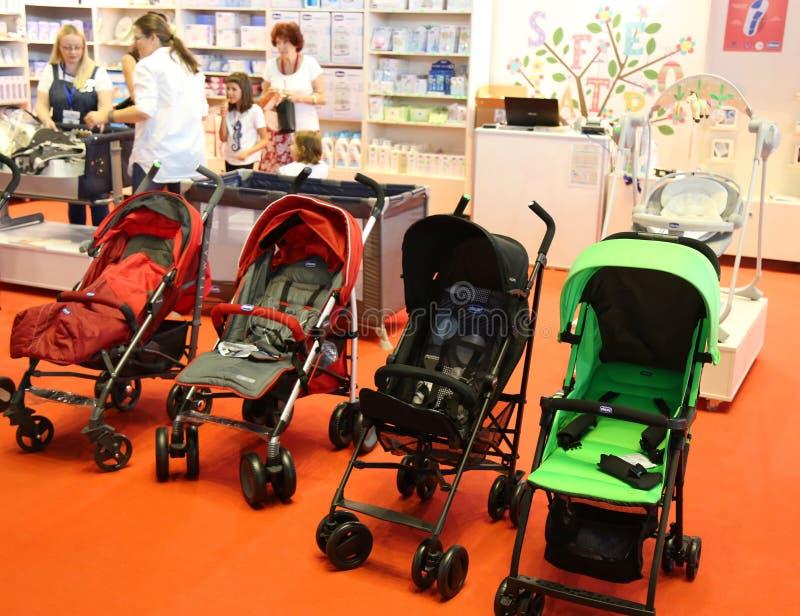 Μεταφορές μωρών στοκ φωτογραφίες