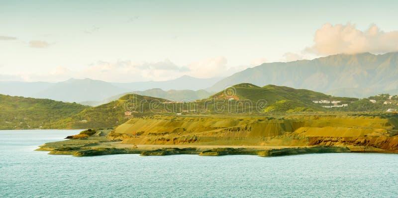Μεταλλεία νικελίου της Νέας Καληδονίας στοκ εικόνες