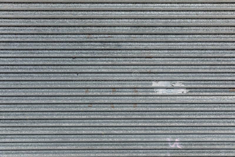 Μεταλλική σύσταση παραθυρόφυλλων κυλίνδρων στοκ φωτογραφία με δικαίωμα ελεύθερης χρήσης