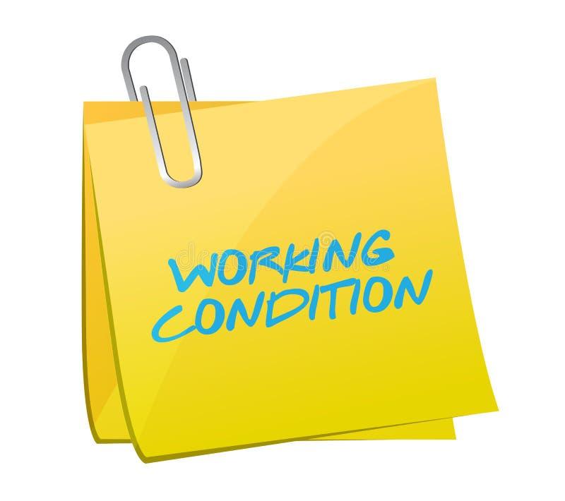 Μετα σχέδιο απεικόνισης συνθηκών εργασίας ελεύθερη απεικόνιση δικαιώματος