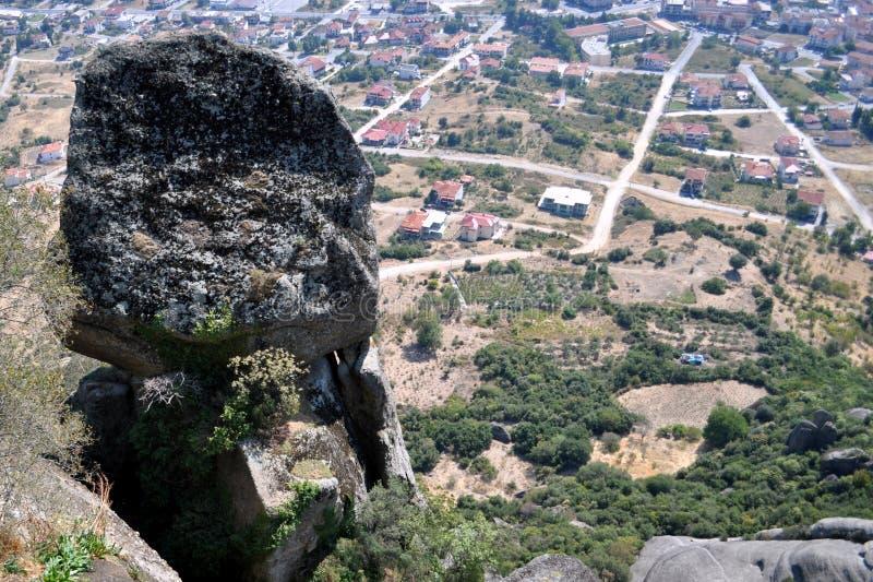 Μετεωρίτης στοκ εικόνα
