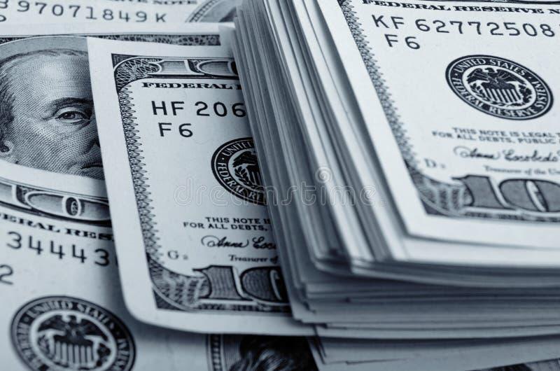Μετρητά Αμερικάνικη ασπρόμαυρη φωτογραφία στοκ φωτογραφίες