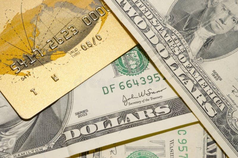 μετρητά καρτών στοκ εικόνα με δικαίωμα ελεύθερης χρήσης