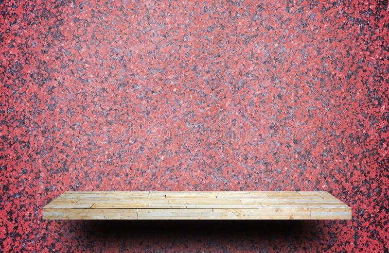 μετρητής ραφιών βράχου πετρών στην κόκκινη σύσταση πετρών στοκ φωτογραφία με δικαίωμα ελεύθερης χρήσης