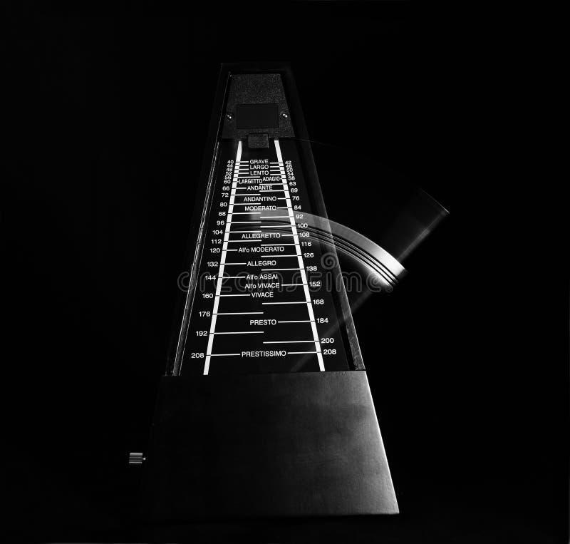 μετρονόμος στοκ φωτογραφία με δικαίωμα ελεύθερης χρήσης