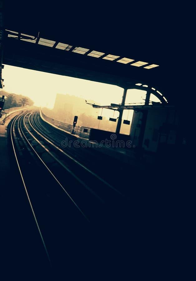 Μετρό Βαγκαλόρη πόλεων στοκ εικόνες με δικαίωμα ελεύθερης χρήσης