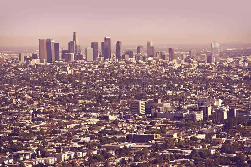 Μετρό του Λος Άντζελες στοκ εικόνες