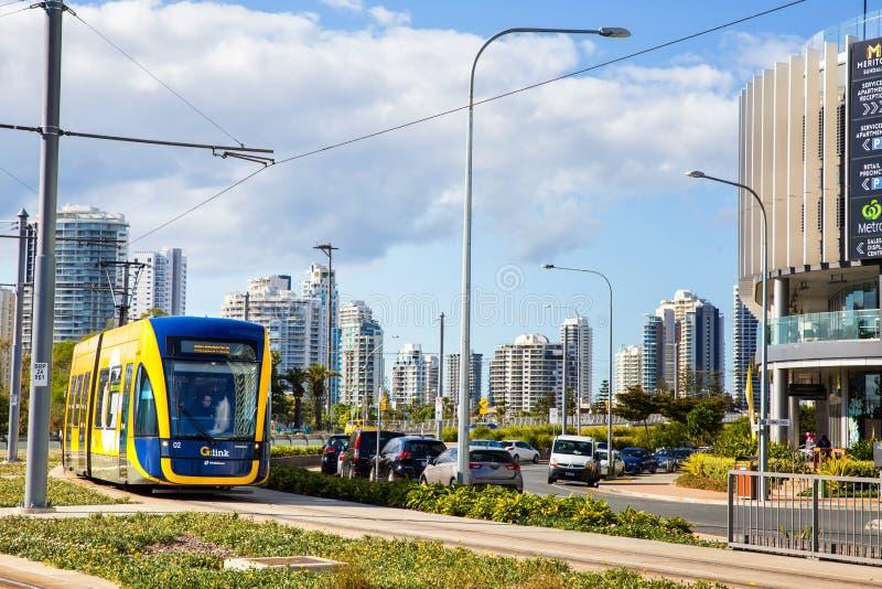 Μετρό Gold Coast της Αυστραλίας στοκ φωτογραφίες με δικαίωμα ελεύθερης χρήσης