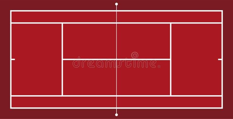 Μετωπική άποψη του τομέα αντισφαίρισης Γεωμετρικός και επίπεδος απεικόνιση αποθεμάτων