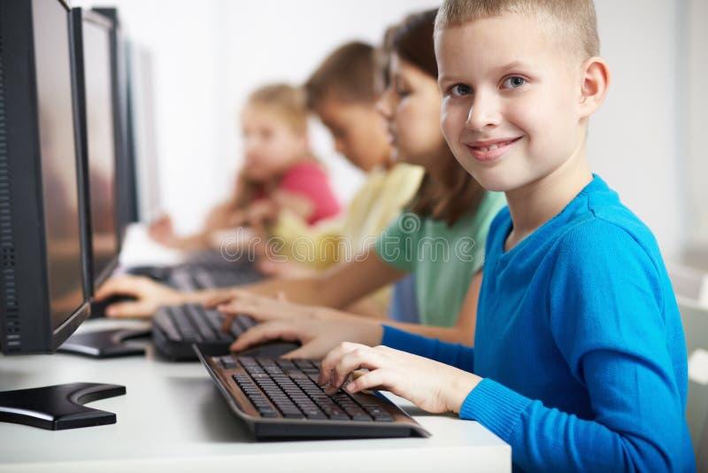 Μελέτες υπολογιστών στοκ εικόνες