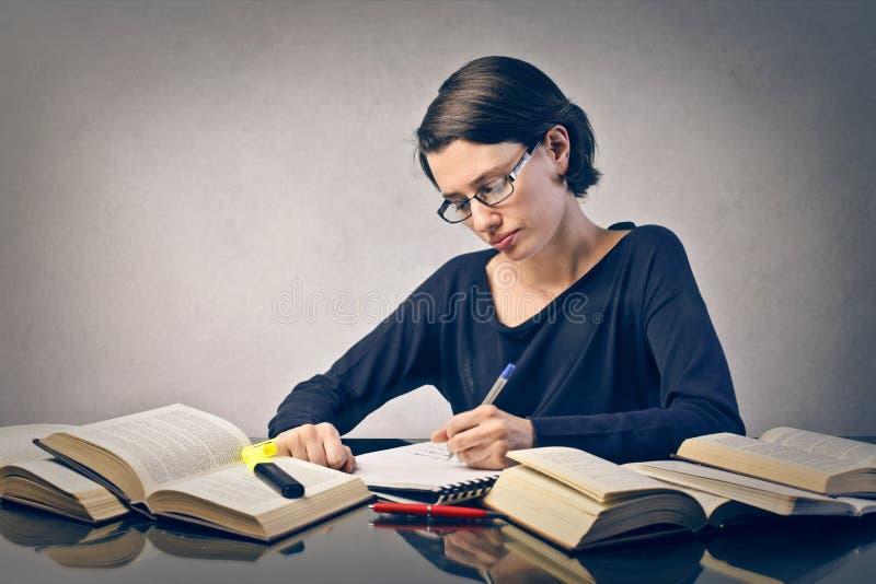 Μελέτη στοκ εικόνα με δικαίωμα ελεύθερης χρήσης