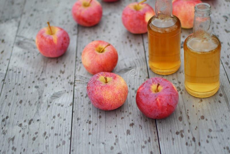 Μηλίτης και μήλα της Apple στοκ φωτογραφία με δικαίωμα ελεύθερης χρήσης