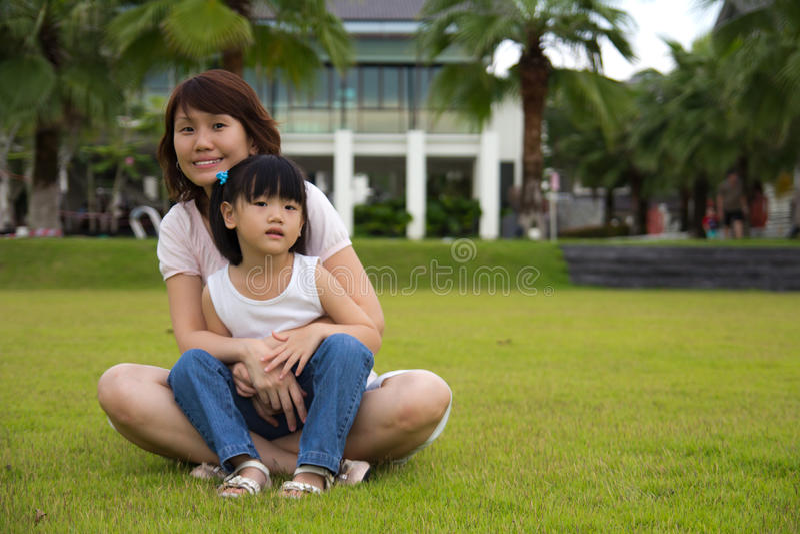 μητέρα αγάπης στοκ φωτογραφία