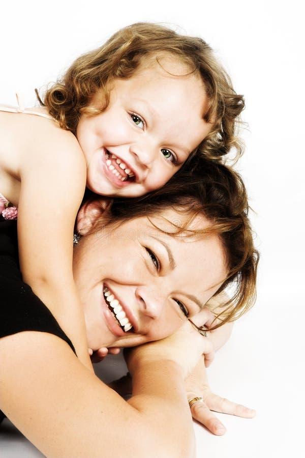 Download Μητέρα και κόρη στοκ εικόνες. εικόνα από χορός, forties - 22793152