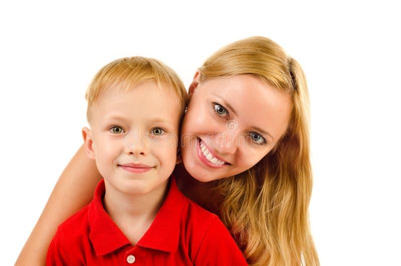 Μητέρα και παιδί στοκ εικόνα