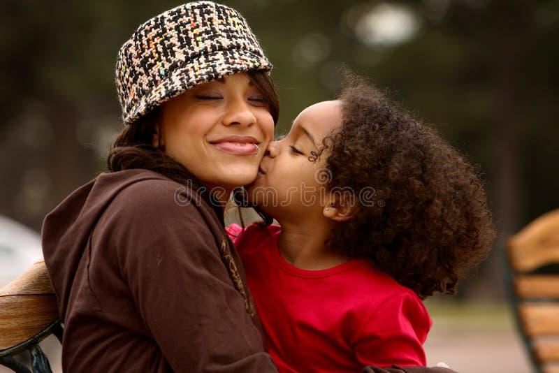 μητέρα παιδιών στοκ εικόνα με δικαίωμα ελεύθερης χρήσης