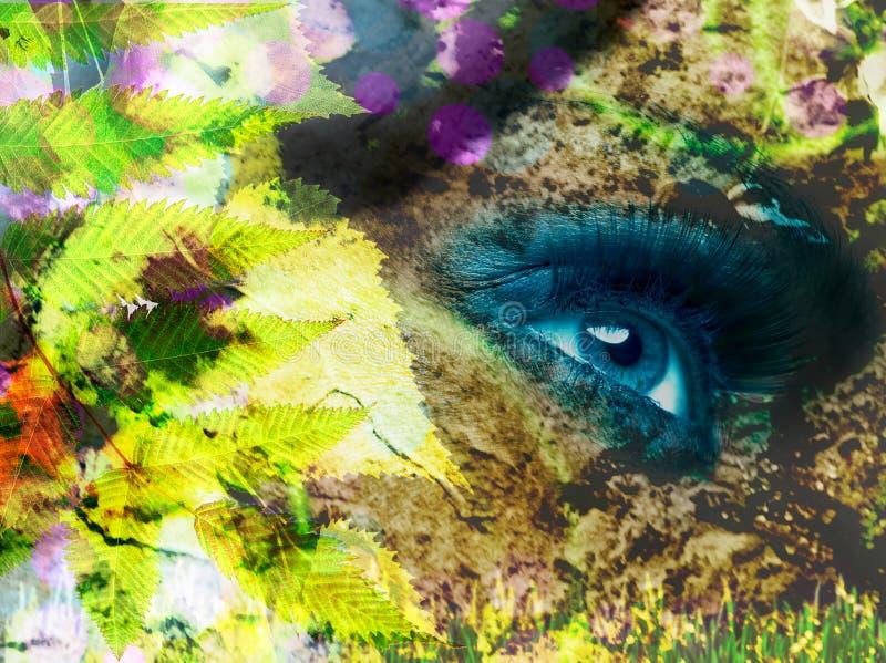 μητέρα φύση στοκ φωτογραφίες