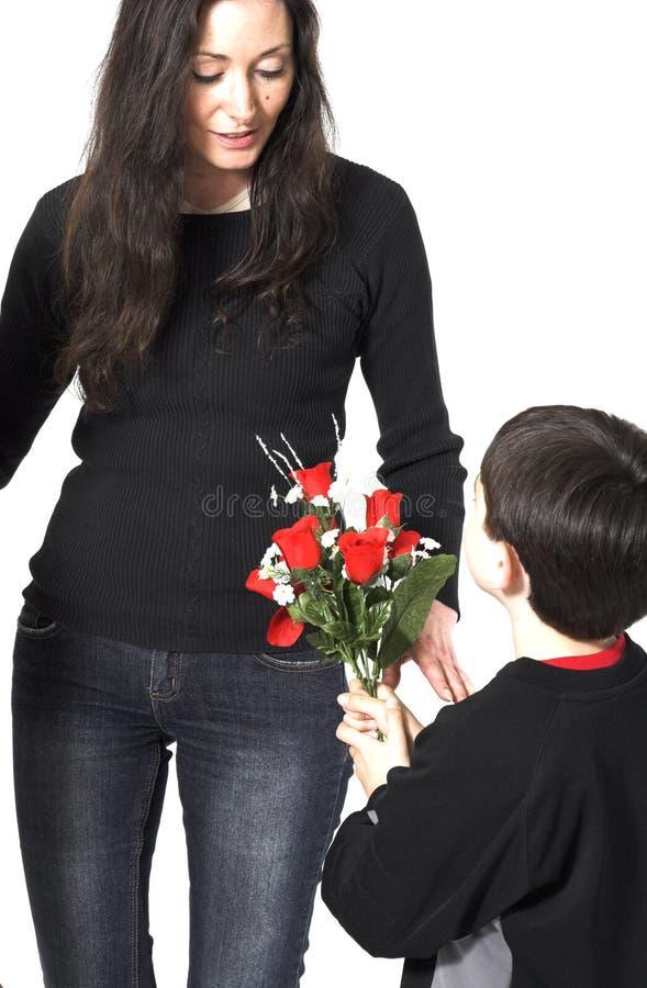 μητέρα s ημέρας στοκ εικόνα με δικαίωμα ελεύθερης χρήσης