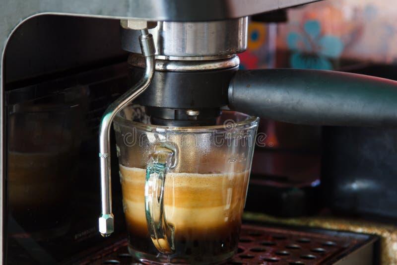 Μηχανές καφέ στοκ φωτογραφία με δικαίωμα ελεύθερης χρήσης