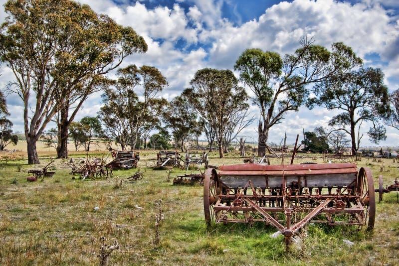 μηχανήματα αγροτικών πεδίω στοκ φωτογραφίες με δικαίωμα ελεύθερης χρήσης