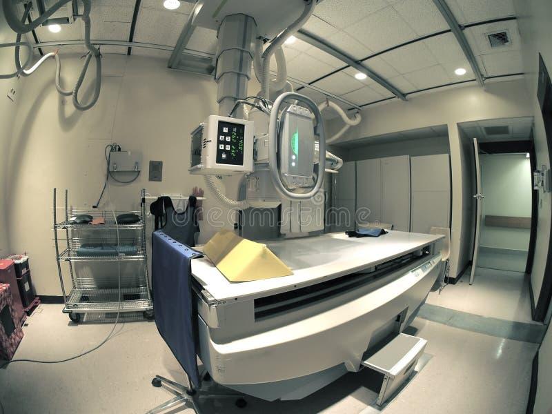 Μηχανή ακτίνας X στοκ εικόνες με δικαίωμα ελεύθερης χρήσης