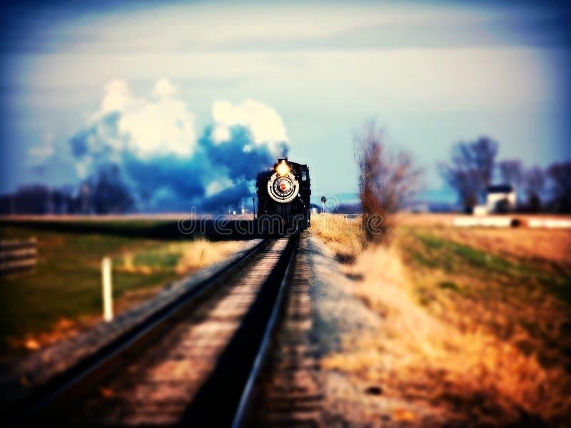 Μηχανή ατμού στοκ φωτογραφίες