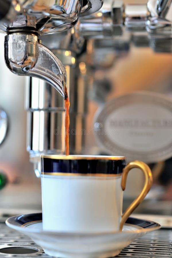 μηχανή καφέ στοκ φωτογραφία με δικαίωμα ελεύθερης χρήσης
