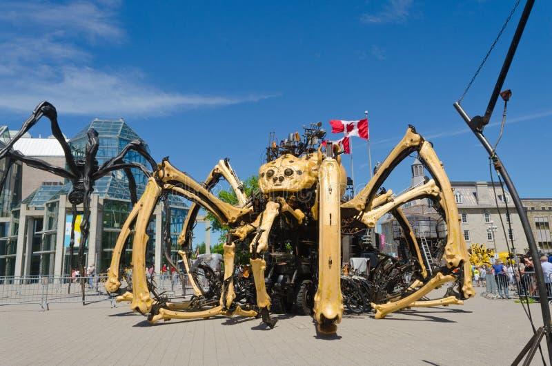 Μηχανή Λα στην Οττάβα, Καναδάς 2017 στοκ φωτογραφία με δικαίωμα ελεύθερης χρήσης