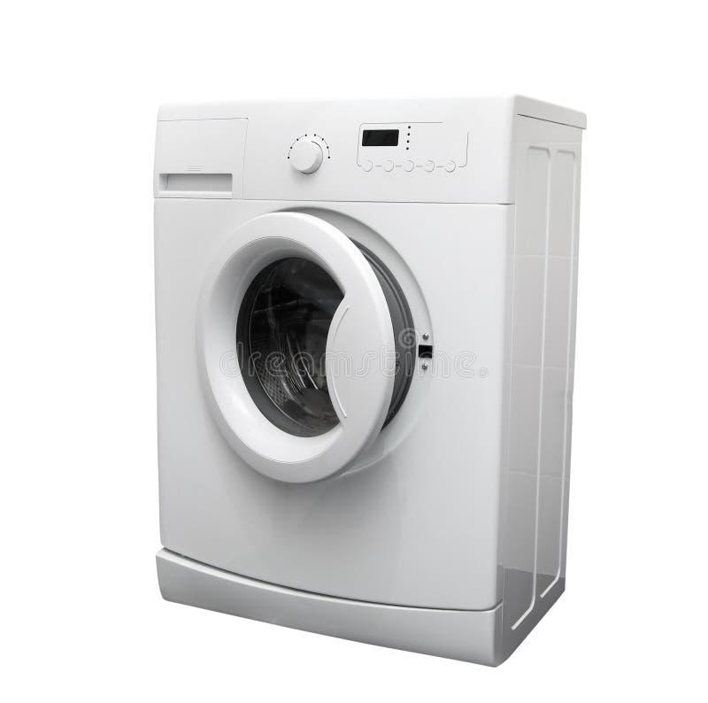 μηχανή που καλύπτονται στενή επάνω στην πλύση στοκ φωτογραφίες