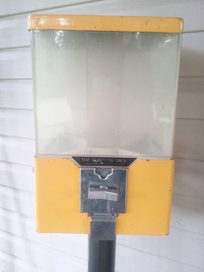 Μηχανή Gumball στοκ εικόνα