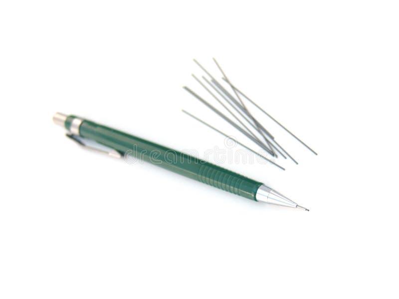 μηχανικό μολύβι μολύβδου στοκ φωτογραφία με δικαίωμα ελεύθερης χρήσης