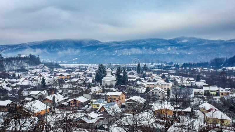 Μια άποψη από το μπαλκόνι στοκ φωτογραφία με δικαίωμα ελεύθερης χρήσης