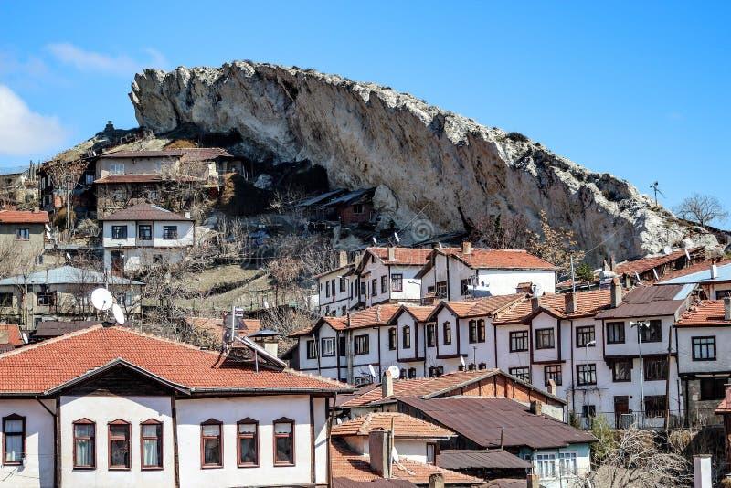 Μια άποψη του beypazarı στοκ εικόνες με δικαίωμα ελεύθερης χρήσης