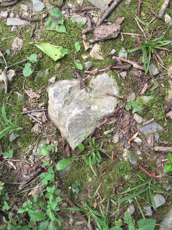 Μια αγάπη που είναι στερεά ως βράχο στοκ φωτογραφίες με δικαίωμα ελεύθερης χρήσης