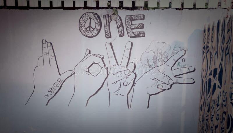 Μια αγάπη στοκ εικόνες με δικαίωμα ελεύθερης χρήσης