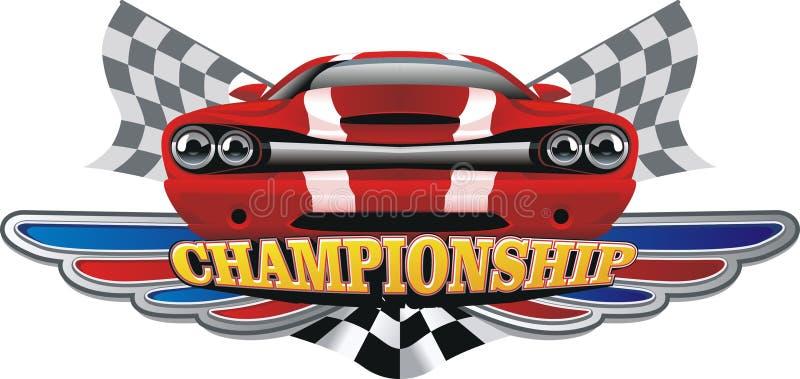 Ετικέτα Motorsport απεικόνιση αποθεμάτων
