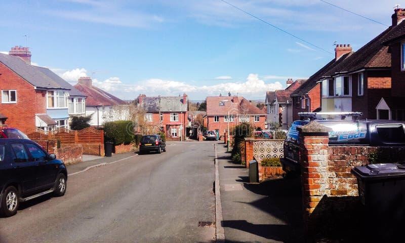 Μια από τις θαυμάσιες απόψεις Exeters στοκ φωτογραφία με δικαίωμα ελεύθερης χρήσης