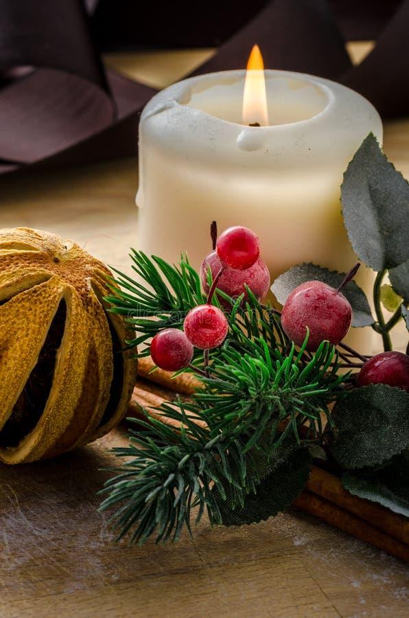 Μια αφή του πνεύματος Χριστουγέννων στοκ φωτογραφίες